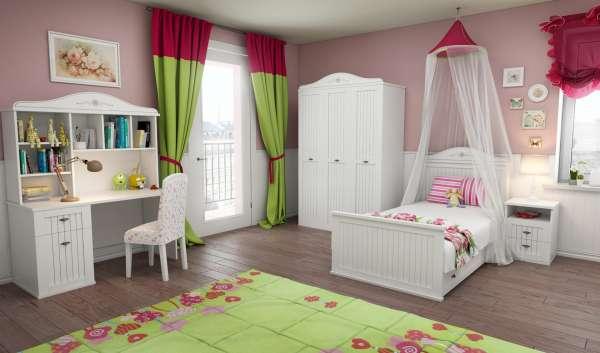 Детская комната Николь Интеди Комплект