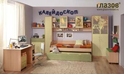 Детская Калейдоскоп Глазов-мебель Комплект 2