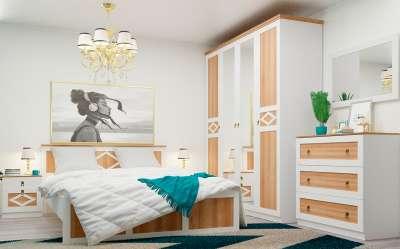 Спальня Румба Заречье Комплект
