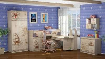 Ижмебель Детская комната «Квест».Компоновка 3