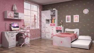 Ижмебель Детская комната «Принцесса». Компоновка 2