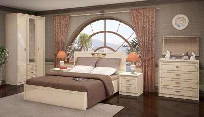 Мебель для спальни Милан Ижмебель Вариант 2