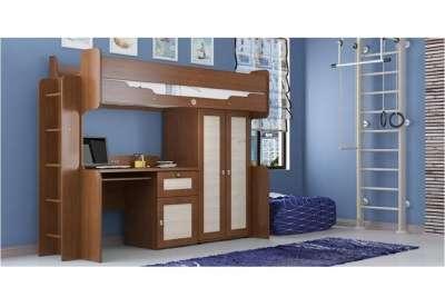Детская комната Робинзон Интеди Вариант 3