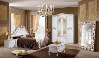 Спальня Розалия КМК 0456-02 Комплект 2