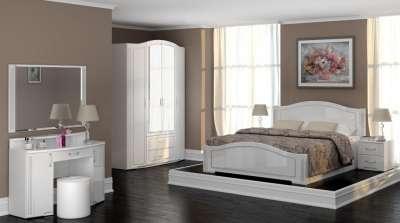 Спальня «Виктория» Ижмебель Вариант 1