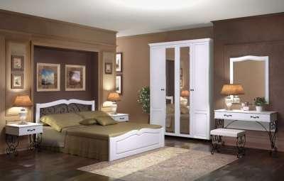 Спальня Лукреция Ижмебель Компоновка 1
