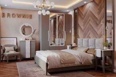 Спальня Brownie Глазов-мебель Комплект 2