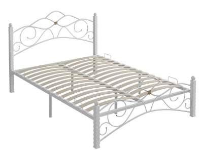 Кровать 90х200 Garda-3 Сакура (Белый)