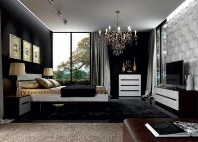 Спальня ВИГО МебельГрад Комплект 1